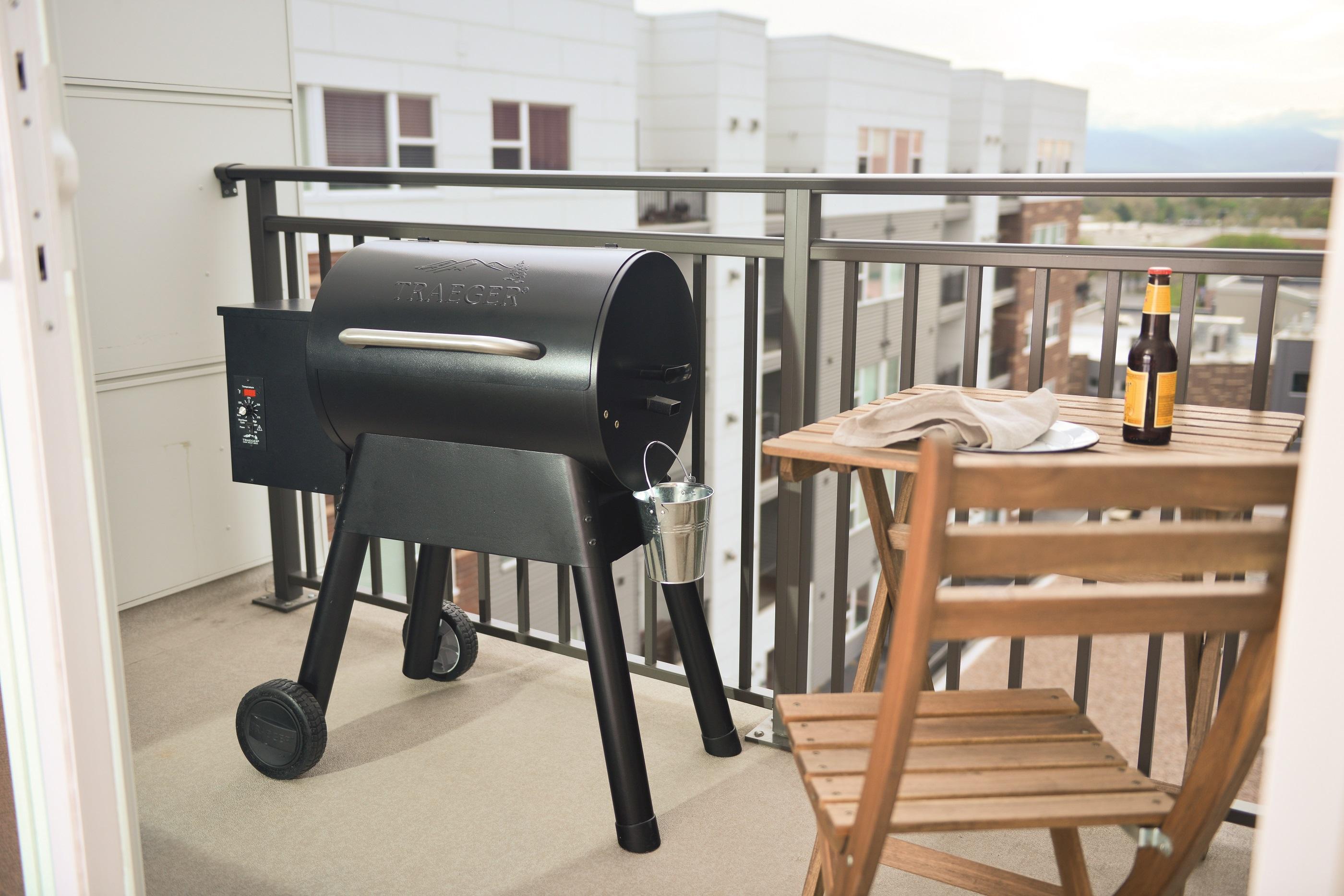 pellet grill von traeger zu gewinnen forellenangeln rottstock. Black Bedroom Furniture Sets. Home Design Ideas